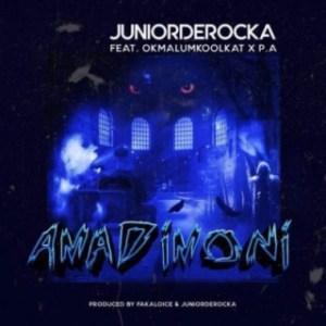 Junior De Rocka - AmaDimoni Ft. OkMalumKoolKat& P.A